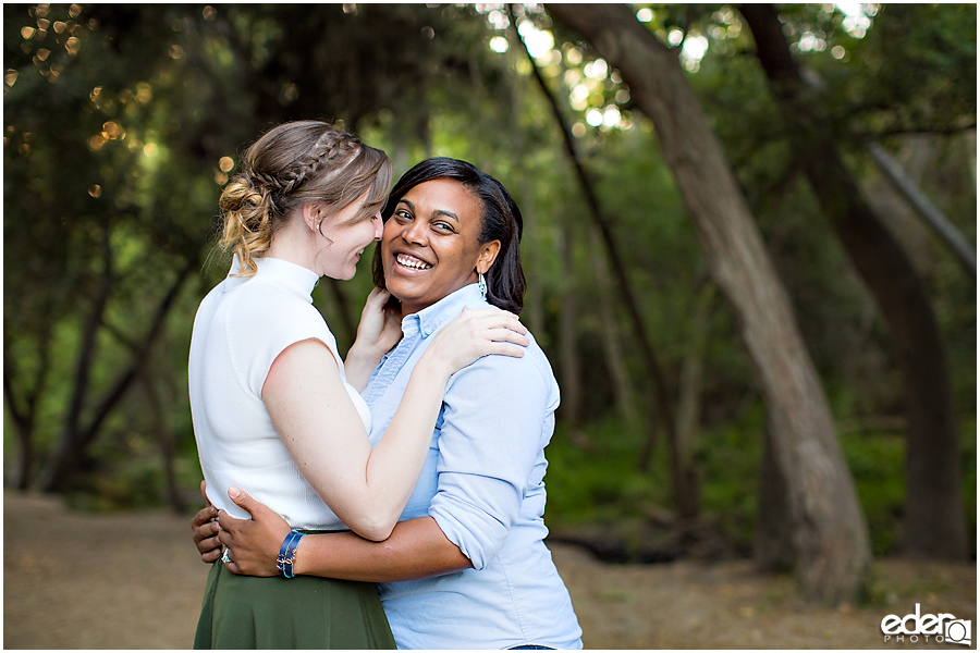 Rustic Same-Sex Engagement Session – San Diego, CA