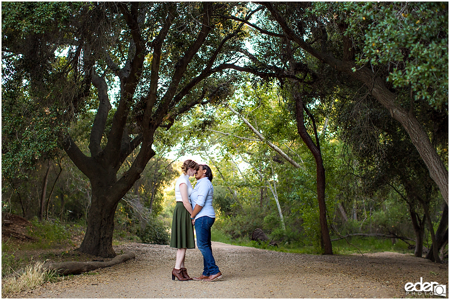Cute engagement session photos