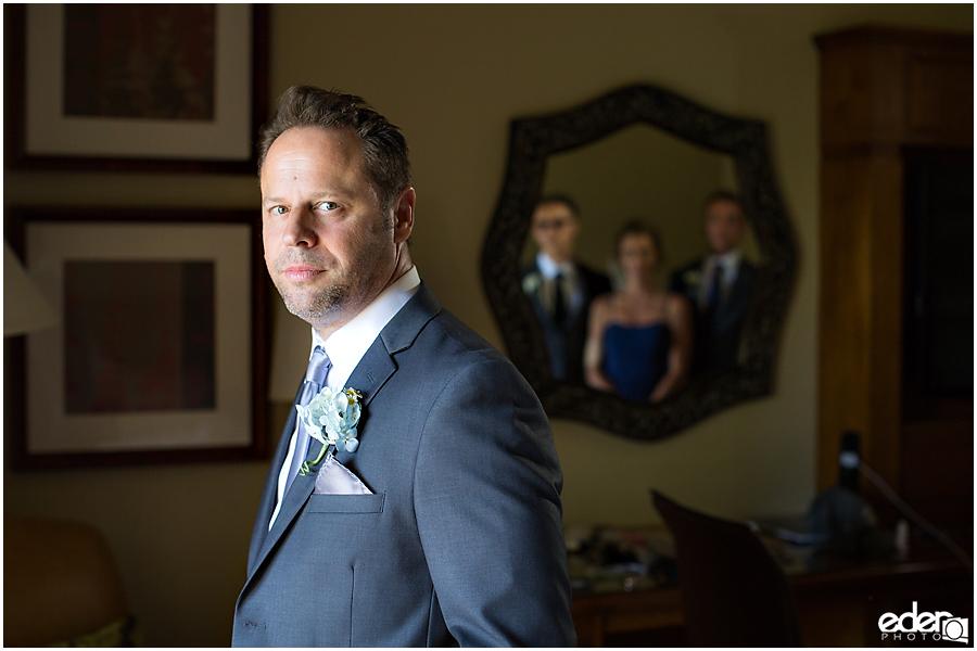 Rancho Bernardo Wedding Prep Photos - wedding party