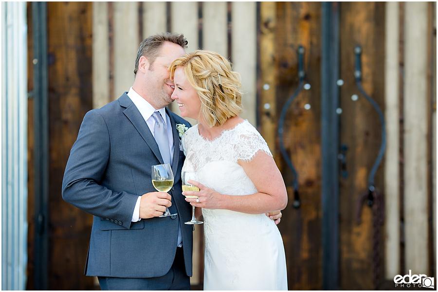 Rancho Bernardo Winery Wedding Wedding Portraits
