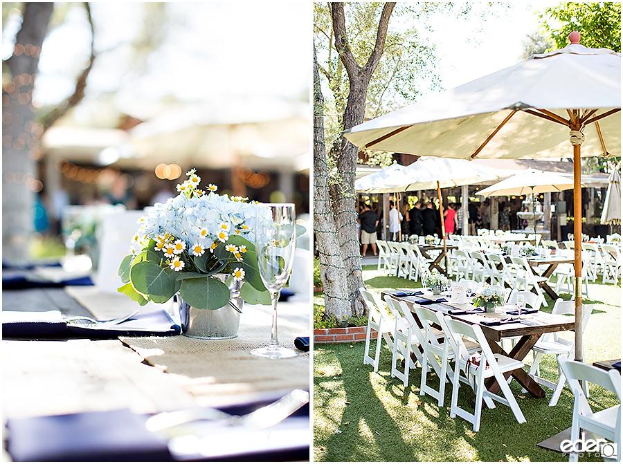 Rancho Bernardo Winery Wedding Details