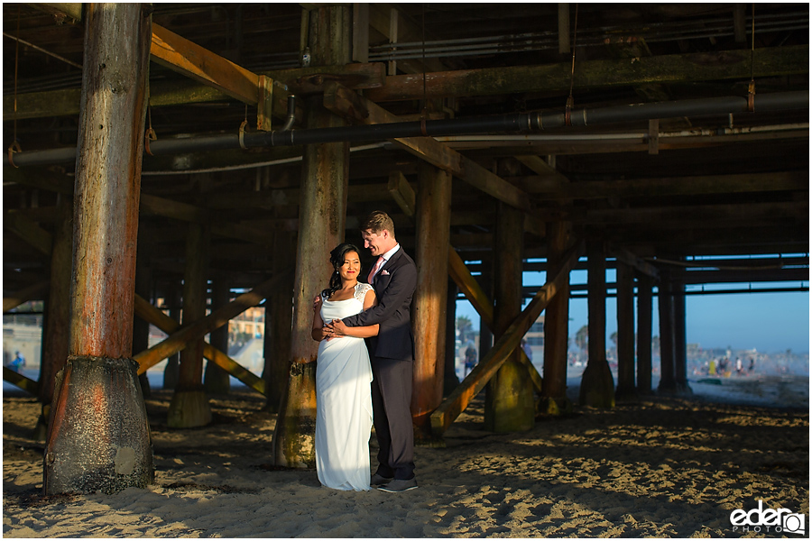 San Diego Trash The Dress Session