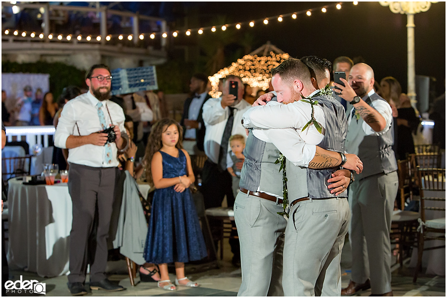 Laguna Beach Wedding at Occasions - first dance