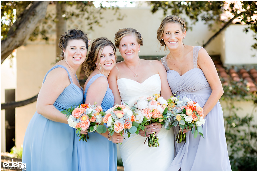 The Thursday Club Wedding - bridesmaids