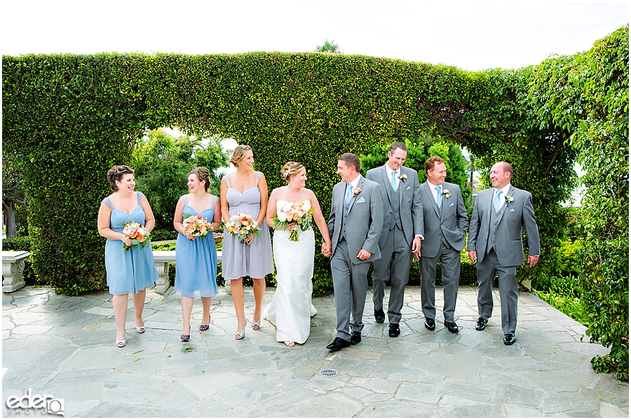The Thursday Club Wedding - bridal party