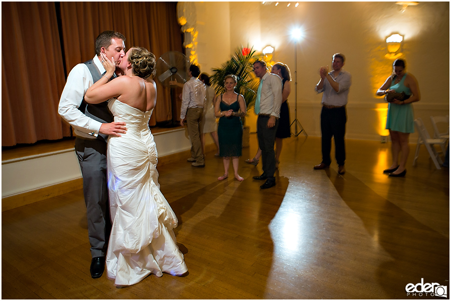 The Thursday Club Wedding - dancing photos