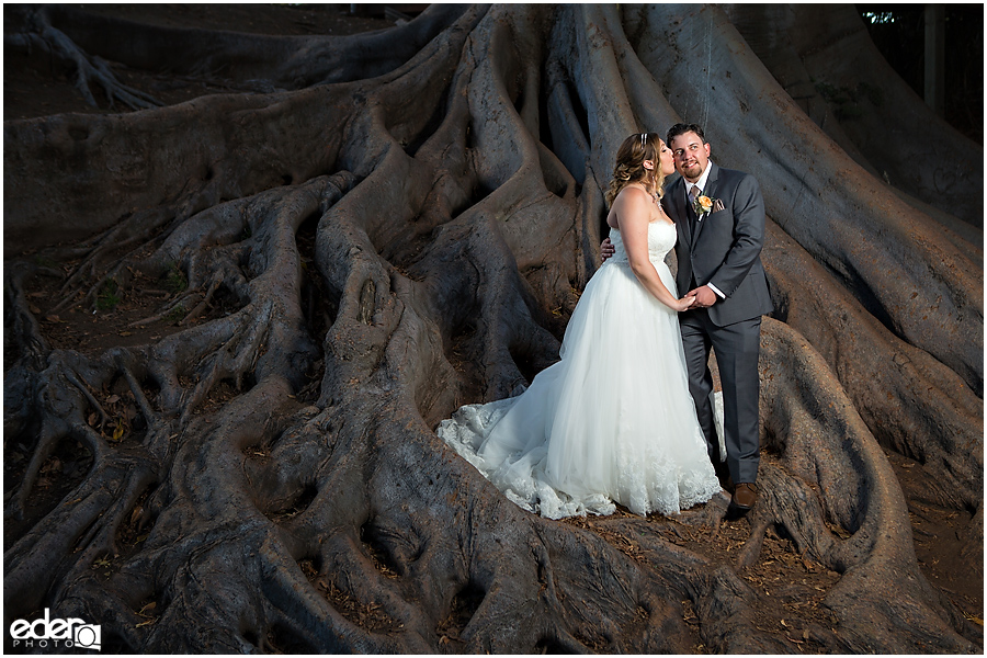 San Diego Natural History Museum Wedding
