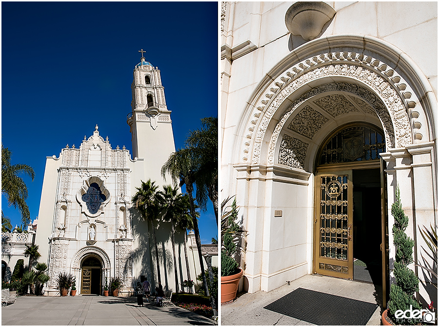 The Immaculata Wedding - photo of outside