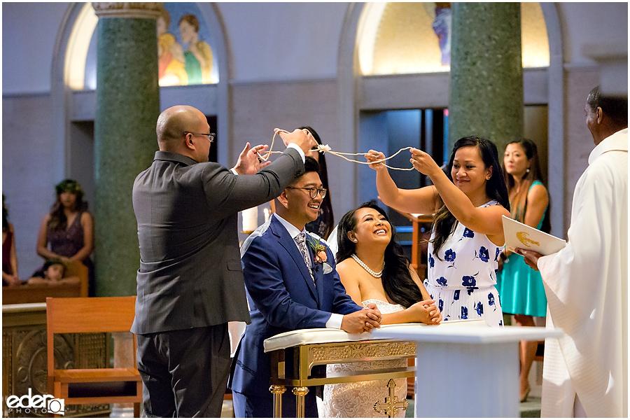 The Immaculata Wedding Ceremony