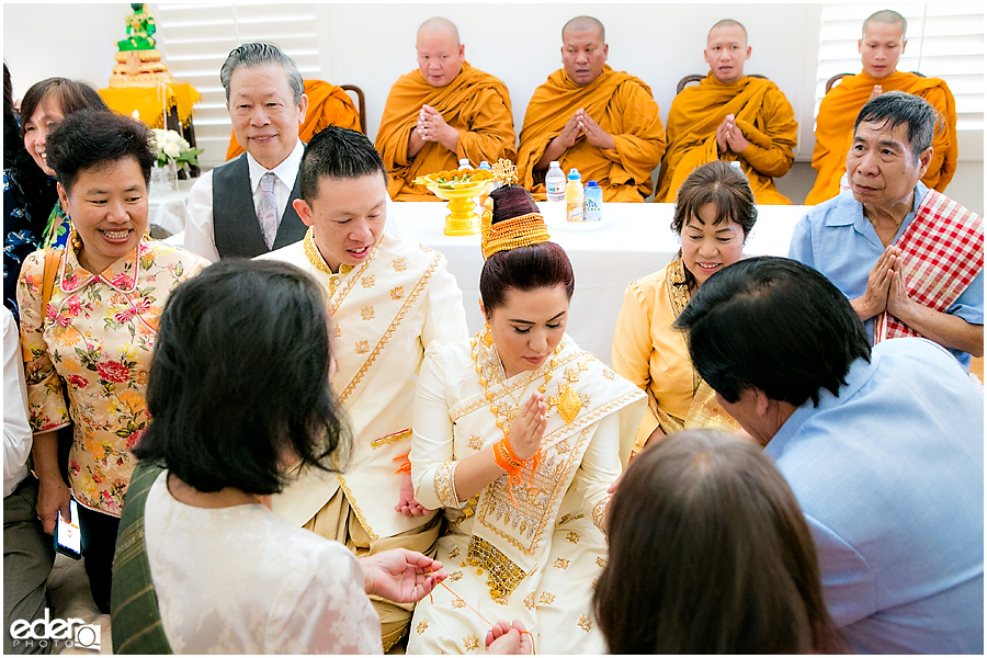 Lao Wedding Ceremony