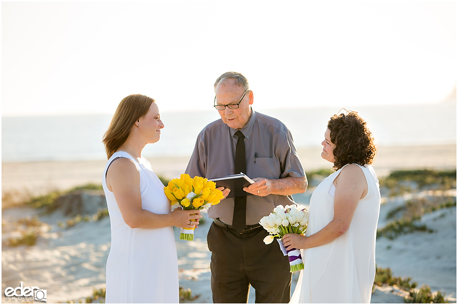 Coronado Beach Elopement