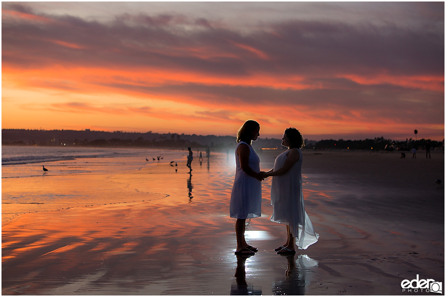 Destination Beach Elopement - Coronado, CA