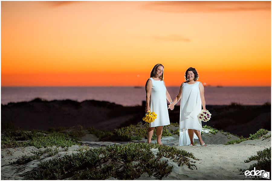 Destination Beach Elopement - Coronado, CA