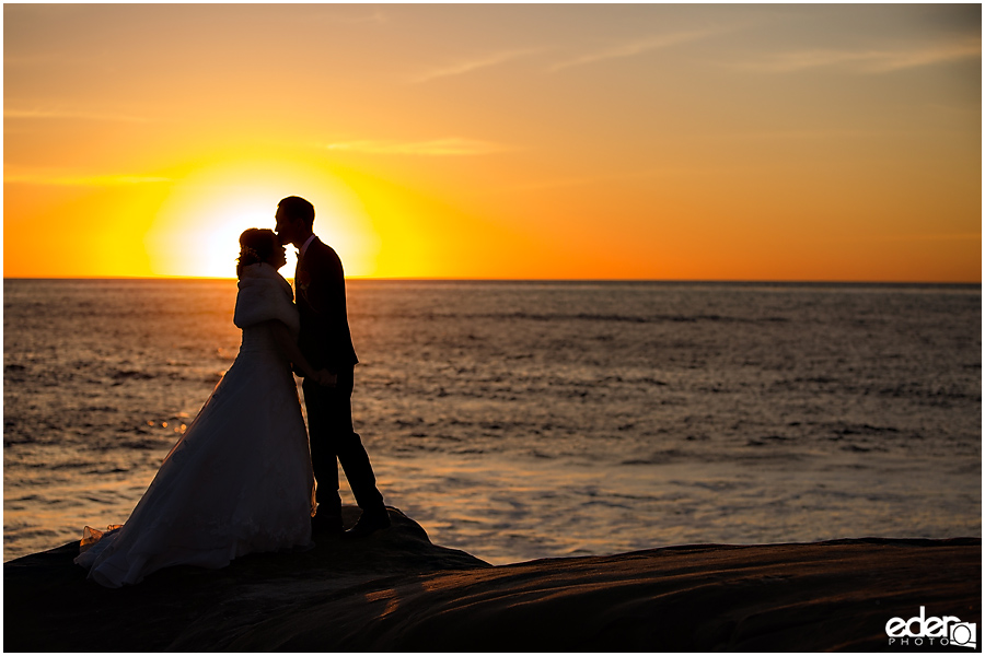 Windansea Sunset Wedding Photos