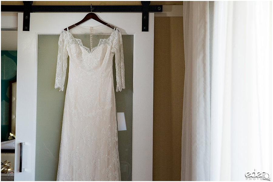 Kona Kai Wedding dress photo.