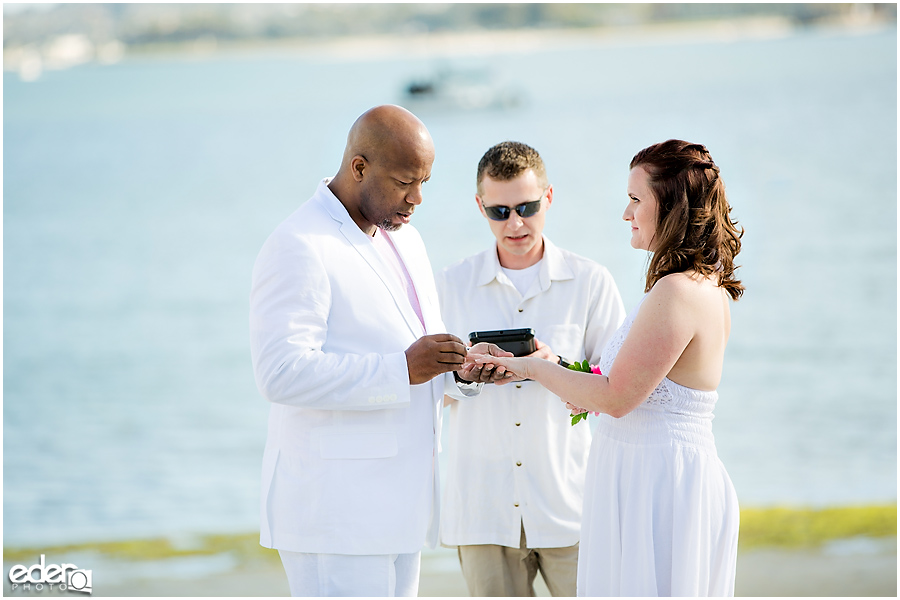 ZLAC Rowing Club Wedding Ceremony