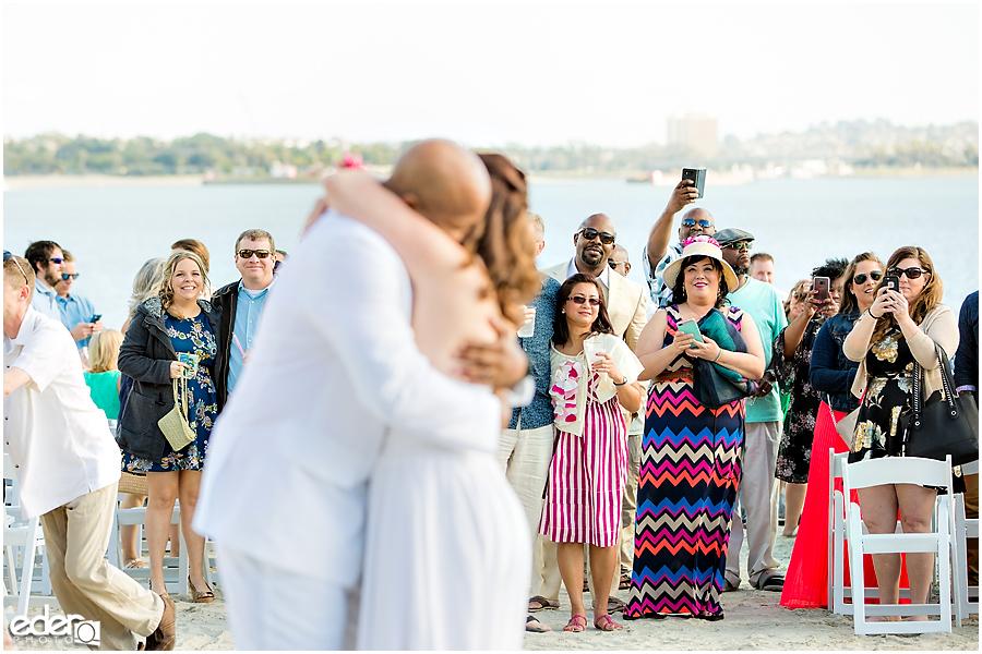 ZLAC Rowing Club Wedding Ceremony