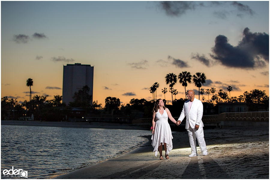 ZLAC Rowing Club Wedding – San Diego, CA
