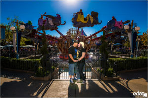 Disneyland Engagement Session – Anaheim, CA