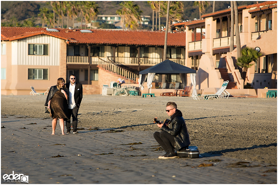 Surprise Marriage Proposal in La Jolla - with music