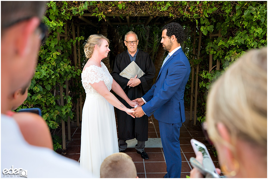 San Diego Elopement at County Administration Building.