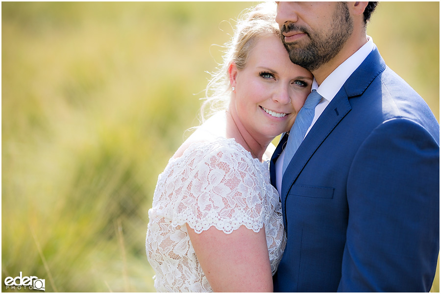 San Diego Elopement photography at County Administration Building.