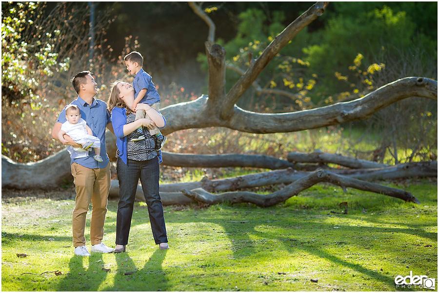 Spring Mini Portrait Session - family